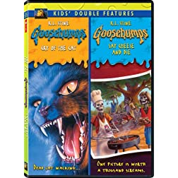 Goosebumps: Cry of the Cat/Say Cheese and Die