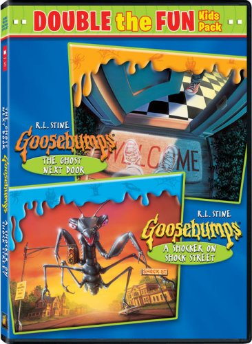 Goosebumps: Ghost Next Door/Shocker on Shock Street