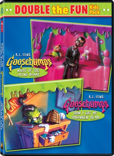 Goosebumps: Night of the Living Dummy/How I Got My Shrunken Head