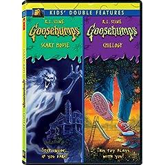 Goosebumps: Scary House/Chillology