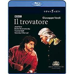 Verdi: Il Trovatore [Blu-ray]