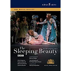 Tchaikovsky: The Sleeping Beauty (The Royal Ballet)