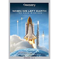 When We Left Earth: The NASA Missions - Episode 3 & 4