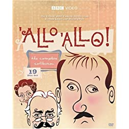 'Allo 'Allo! The Complete Collection