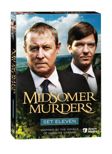 Midsomer Murders Set 11