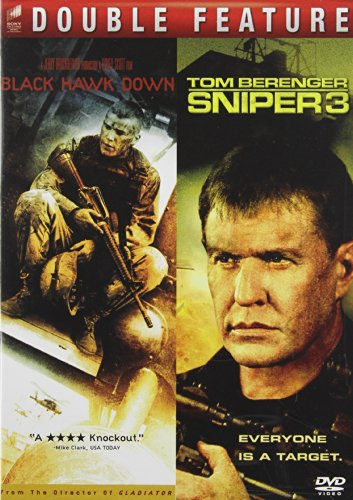 Black Hawk Down/Sniper 3