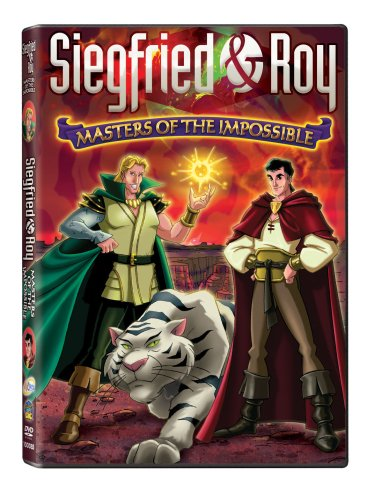 Siegfried and Roy: Masters of the Impossible