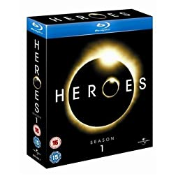 Heroes: Season 1 [Blu-ray]
