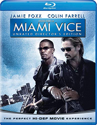 Miami Vice: Director's Cut (Unrated) [Blu-ray]