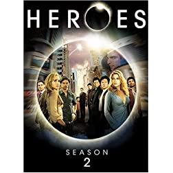 Heroes: Season 2