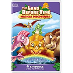 The Land Before Time - Magical Discoveries