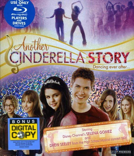 Another Cinderella Story [Blu-ray]