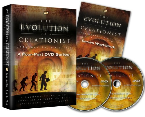 The Evolution of a Creationist: A Four-part Video Series