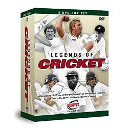 Legends of Cricket Box Set