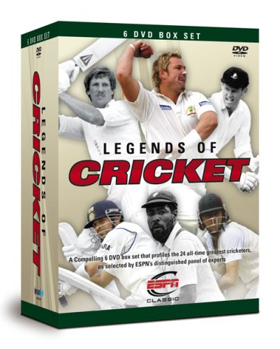 Legends of Cricket Box Set