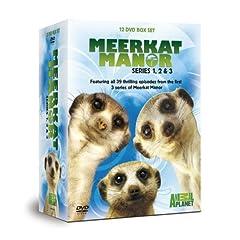 Meerkat Manor Series 1-3