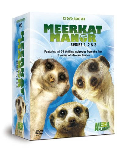 Meerkat Manor Series 1-3