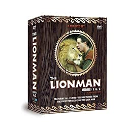 Lionman Series 1 & 2 Box Set