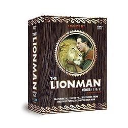 Lionman Series 1 & 2 Box Set