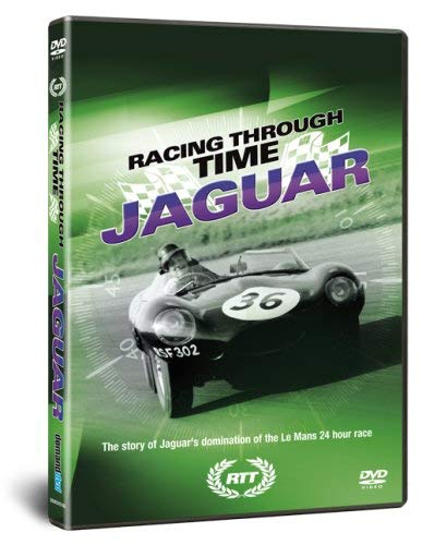 Racing Through Time Jaguar