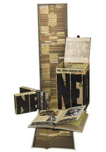 Neil Young Archives, Vol. 1: 1963-1972 (10 Disc Blu-Ray) [Blu-ray]