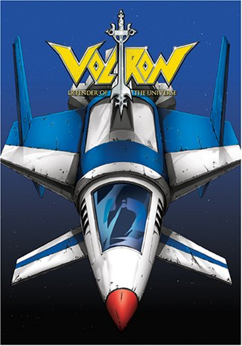 Voltron Volume 6 (Vehicle Voltron)