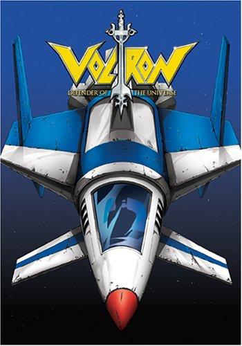 Voltron Volume 6 (Vehicle Voltron)