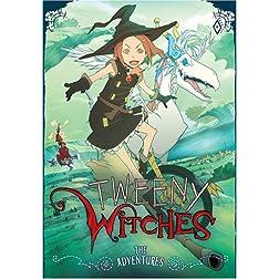 Tweeny Witches the Adventure