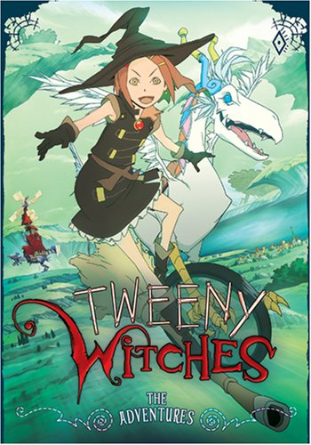 Tweeny Witches the Adventure