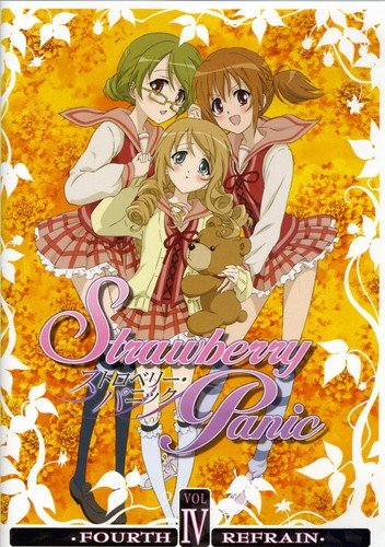 Strawberry Panic Fourth Refrain, Volume 4