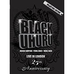 Black Uhuru: Live in London - 25th Anniversary