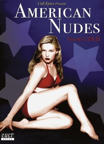 American Nudes, Vol. 1, 2 & 3