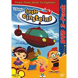 Little Einsteins 3 Pack, Vol. 1