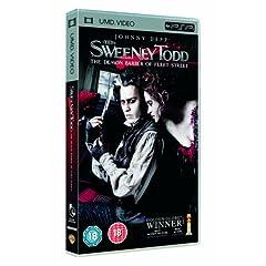 Sweeney Todd: The Demon Barber of Fleet Street [UMD for PSP]