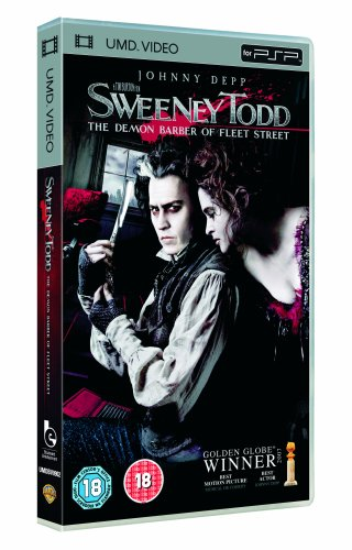 Sweeney Todd: The Demon Barber of Fleet Street [UMD for PSP]