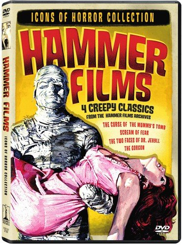 Icons of Horror: Hammer Films (2-disc) (The Curse of the Mummy's Tomb / The Two Faces of Dr. Jekyll / Scream of Fear / The Gorgon)