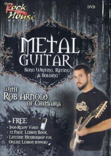 Metal Guitar Song Writing, Riffing & Soloing