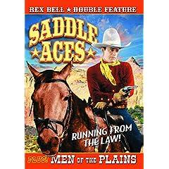 Rex Bell Double Feature: Saddle Aces (1935) / Men of the Plains (1936)