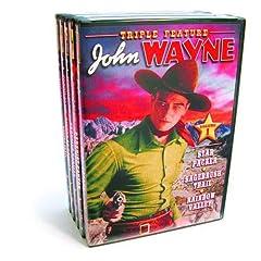 John Wayne - Classic Westerns Collection, Volume 1 (5-DVD)