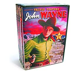 John Wayne - Classic Westerns Collection, Volume 1 (5-DVD)