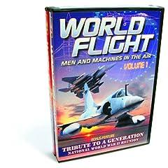Aviation - World Flight - Volumes 1 & 2 (Spy Power - Fighter 2000 / Bosnian Air War / Air Force Special Operations / Choppers Over Europe) (2-DVD)