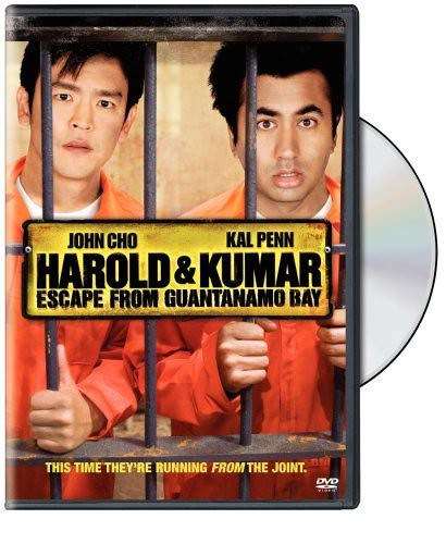 Harold & Kumar Escape from Guantanamo Bay (Full Screen Edition)