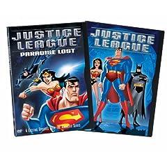 Justice League Secret Origins/Justice League Paradise Lost