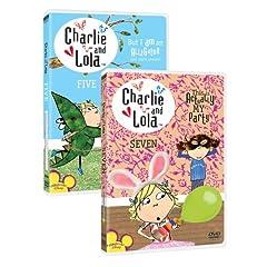 Charlie and Lola: Vols. 5/7