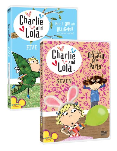 Charlie and Lola: Vols. 5/7