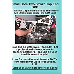 Small Bore Two Stroke Top End DVD