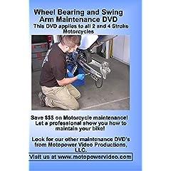 Wheel Bearing and Swing Arm Maintenance DVD