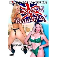 British And Beautiful Hannah Harper