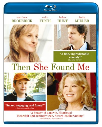 Then She Found Me [Blu-ray]