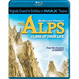 The Alps [Blu-ray]